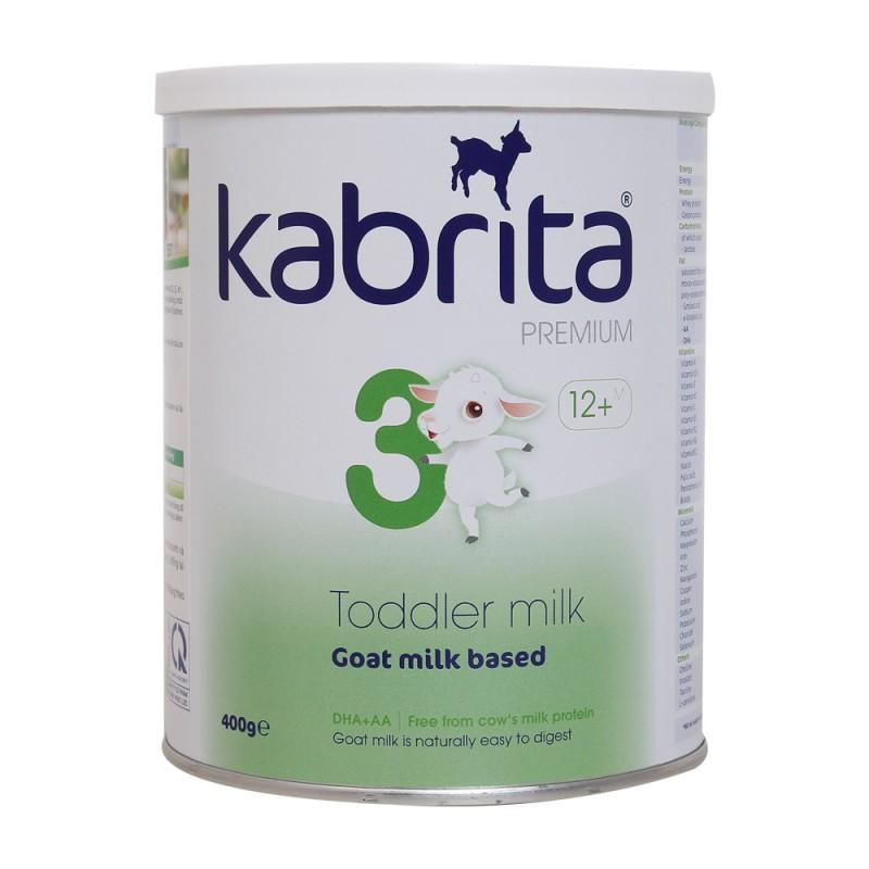 Sữa dê Kabrita số 3 400g (Trên 12 tháng)