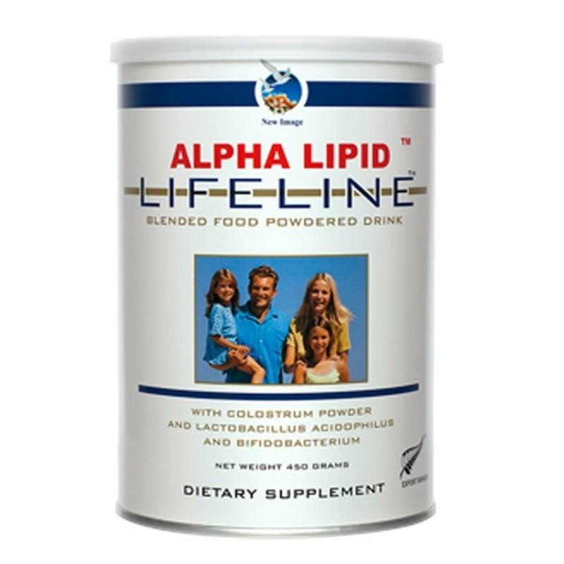 Sữa non Alpha Lipid Lifeline 450g (newzeland)