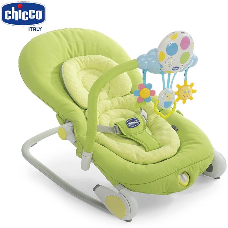 Ghế rung tự động Chicco Balloon Chồi Xuân