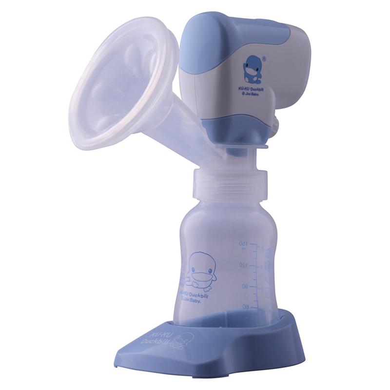 Máy Hút Sữa Bằng Điện Và Pin Kuku KU9017