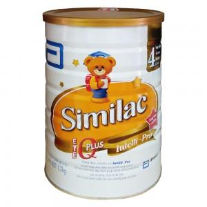 Sữa similac Gain Kid IQ 4 1.7kg