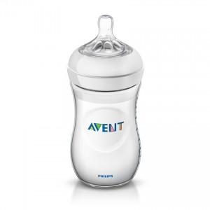 Bình sữa bằng nhựa không có BPA 260ml SCF 693/17