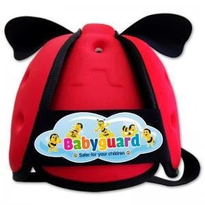 Mũ bảo vệ đầu cho bé BabyGuard (Đỏ)