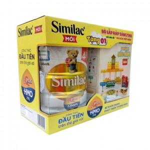 Sữa Similac IQ 4 900g
