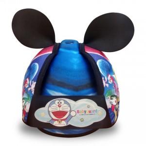 Mũ bảo vệ đầu cho bé BabyGuard (Doremon)