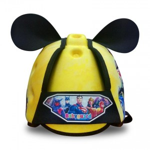 Mũ bảo vệ đầu cho bé BabyGuard (Siêu nhân)