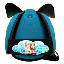 Mũ bảo vệ đầu cho bé BabyGuard (Xanh Ngọc) logo Elsa