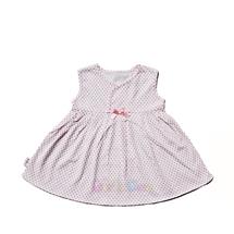 Đầm bông ngắn cổ tim (5,6,7)