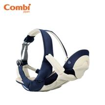 Địu Combi 4 cách Premium Breezing màu xanh