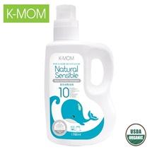 Nước giặt đồ sơ sinh hữu cơ (organic) Kmom Hàn Quốc (1700ml)