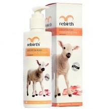 Sữa dưỡng thể Nhau Thai cừu và tinh chất hoa hồng Rebirth