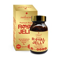 TPCN: Viên sữa ong chúa Sakura Premium Royal Jelly