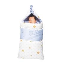 Túi ngủ màu xanh dương Aprica