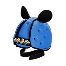 Mũ bảo vệ đầu cho bé BabyGuard (Xanh Biển) 02