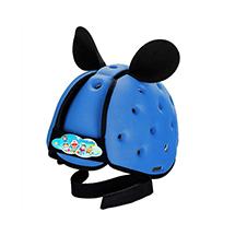 Mũ bảo vệ đầu cho bé BabyGuard (Xanh Biển) logo Doremon 03
