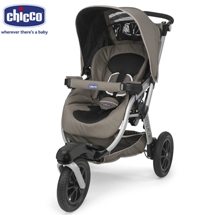 Xe đẩy Chicco Active Wave màu Be