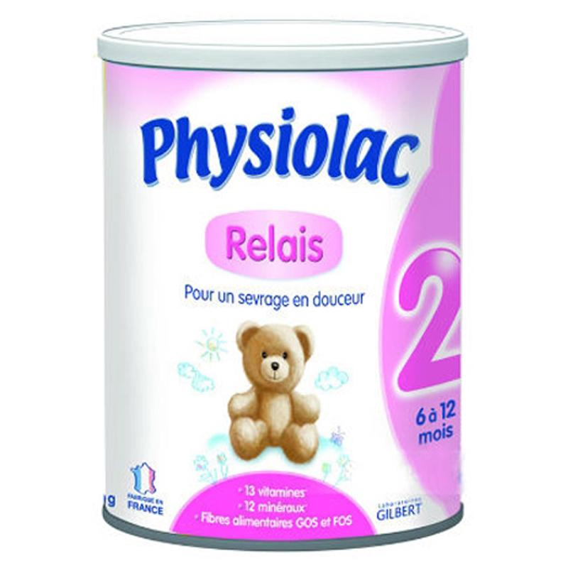 Sữa  bột Physiolac số 2