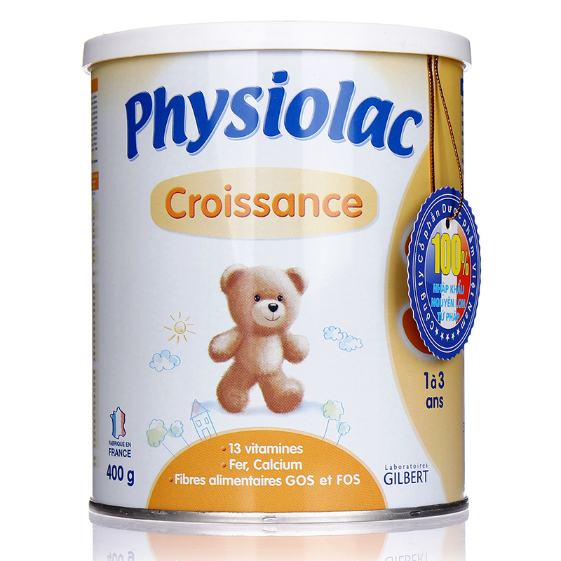Sữa bột Physiolac số 3