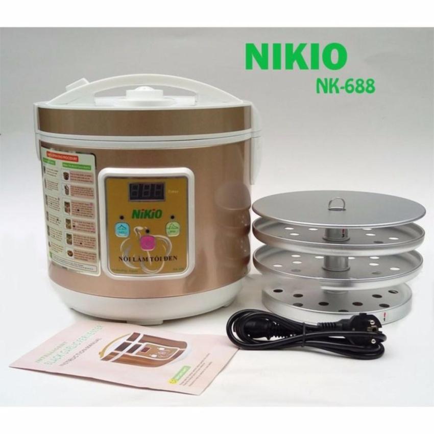 MÁY LÀM TỎI ĐEN NHẬT BẢN NIKIO NK-688 2