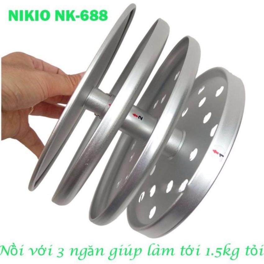 MÁY LÀM TỎI ĐEN NHẬT BẢN NIKIO NK-688 5